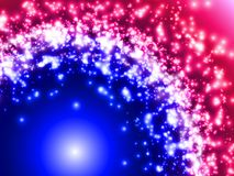 Magic. Colorful background for celebrations Royalty Free Stock Image