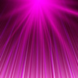 Magic abstract background in pink color. Vector illustration of magic abstract background in pink color stock illustration