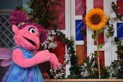 The Magic of Art show at Sesame Place Royalty Free Stock Photos