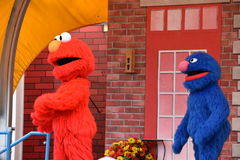 The Magic of Art show at Sesame Place Stock Images