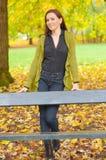 Magic autumn Stock Image