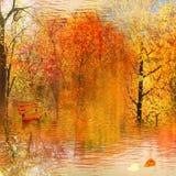 Magic of Autumn Royalty Free Stock Photos