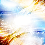 Magic background Royalty Free Stock Image