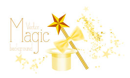Magic background Stock Photography