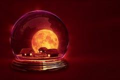 Magic ball Stock Photo