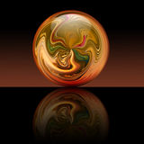 Magic; ball, Royalty Free Stock Image