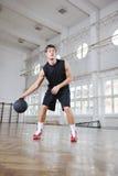 Magic basketball Stock Image