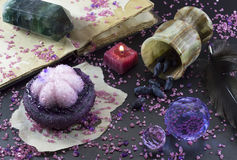 Magic berries Royalty Free Stock Images