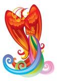 Magic bird Royalty Free Stock Photos
