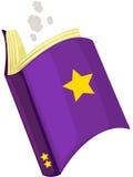 Magic book Royalty Free Stock Images