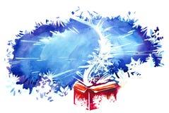 Magic box. Little magic box keeps a lot of surprises Royalty Free Stock Photos
