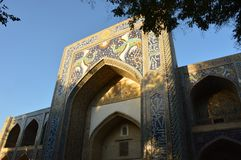 The old Bukhara royalty free stock images