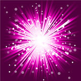 Magic burst Royalty Free Stock Photos