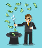 Magic in Business Stock Photos