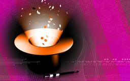 Magic cap Stock Image