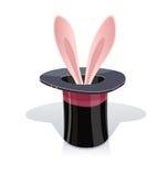 Magic cap and rabbits ear Stock Photography