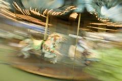Magic Carousel Royalty Free Stock Photo