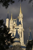 Magic castle Royalty Free Stock Photography