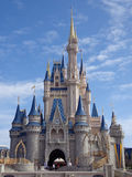 Magic Castle In the Day Royalty Free Stock Photo