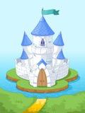 Magic Castle Stock Photography