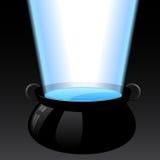 Magic Cauldron Royalty Free Stock Photo