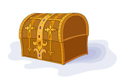 Magic chest Stock Photos