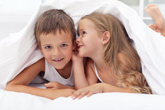 The magic of childhood Stock Images