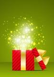 Magic Christmas Royalty Free Stock Photography