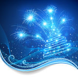 Magic Christmas Royalty Free Stock Images