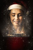 Magic of christmas Royalty Free Stock Photography