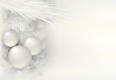 Magic christmas background Royalty Free Stock Photography