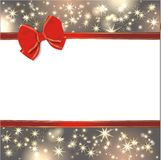 Magic christmas background Royalty Free Stock Image