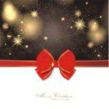 Magic christmas background Stock Images