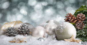 The magic of Christmas Royalty Free Stock Photography
