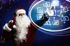 Magic Christmas eve Royalty Free Stock Photos