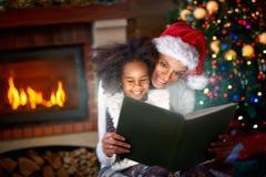 Magic Christmas fairytales Stock Photos