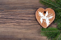 Magic Christmas holiday Stock Images