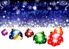 The magic of Christmas. Stock Photography