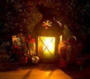 Magic Christmas Stock Image