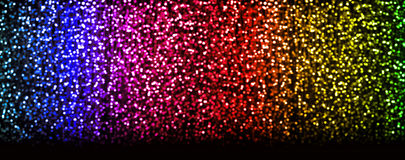 Magic Christmas soft light  abstract background. Stock Photo