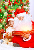 Magic Christmas story Royalty Free Stock Photos