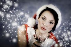 Magic christmas time Stock Photography