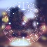 Magic circle Royalty Free Stock Images