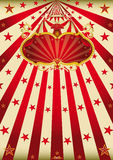 Magic circus paradise Royalty Free Stock Photography