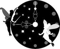 Magic clock Stock Images