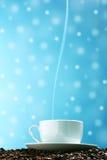 Magic coffee Royalty Free Stock Photos