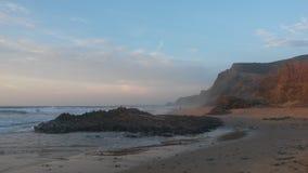 Beautiful rocky coast Royalty Free Stock Photo