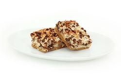 Magic Cookie Bars Stock Photography