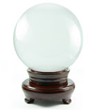 Magic crystal ball Royalty Free Stock Images