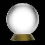 Magic Crystal Ball Royalty Free Stock Photo
